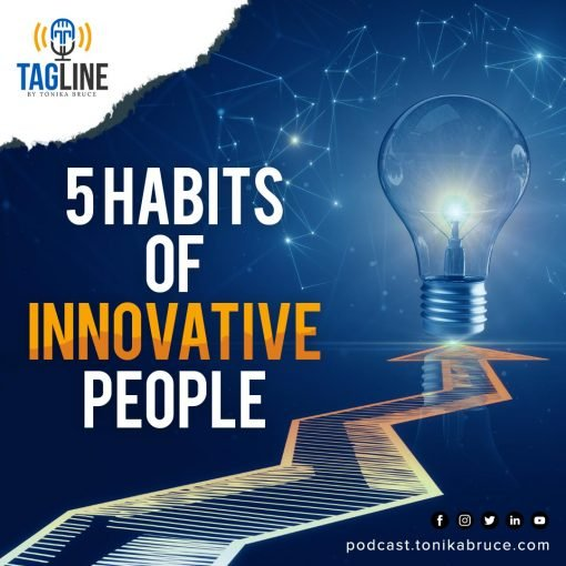 how to be innovative
